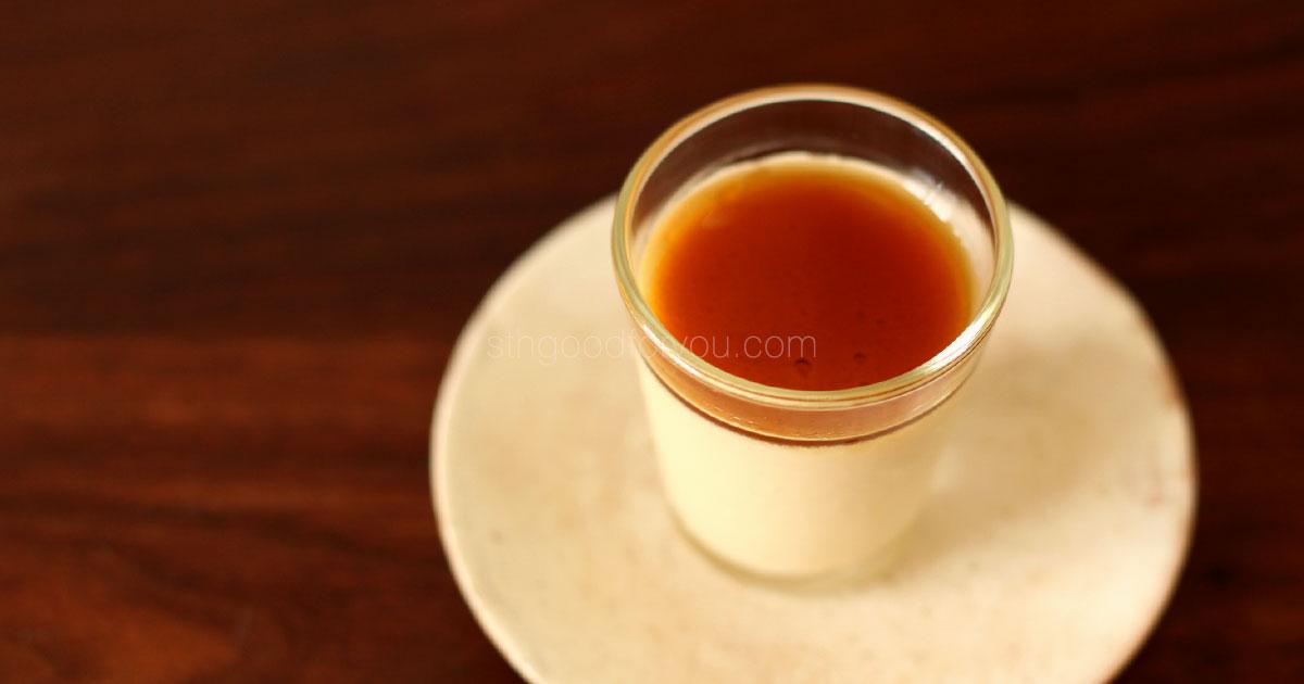 豆乳バニラプリン